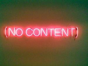No Content - Chris Dlugosz